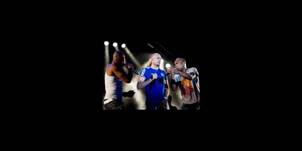 IAM annule son concert aux Fêtes de Wallonie - La Libre