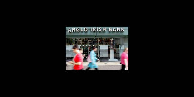 Combien aura coûté le sauvetage de l'Anglo Irish Bank?