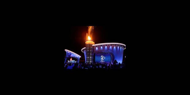 Inauguration des jeux Olympiques Spéciaux à Varsovie - La Libre