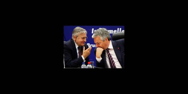 Les Européens prêts à revoir leur présence au FMI - La Libre