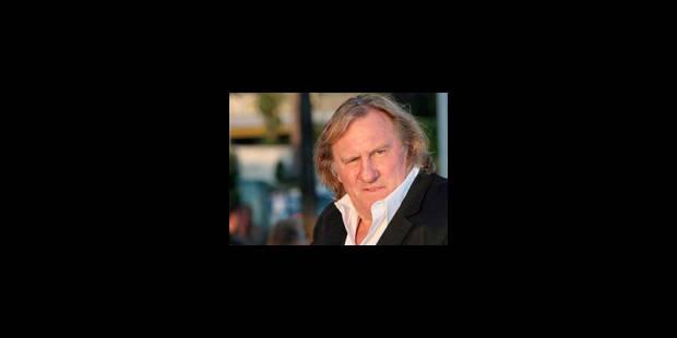Depardieu: las du cinéma, las du théâtre - La Libre