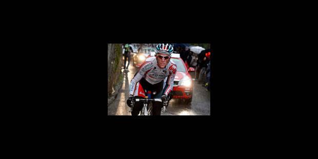 Tour de Lombardie : Gilbert au panache, comme d'habitude