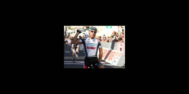 Tour de Lombardie - Gilbert pour le doublé - La Libre