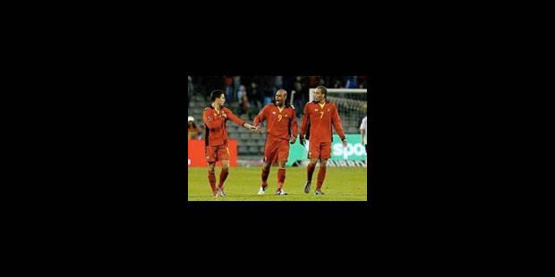 Les Diables Rouges conservent leur 62e place au classement FIFA - La Libre