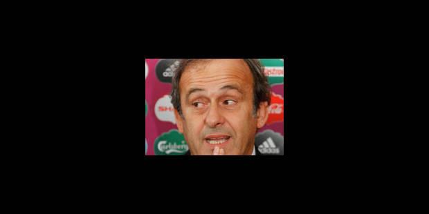 La Fifa enquête sur une tentative de corruption présumée - La Libre