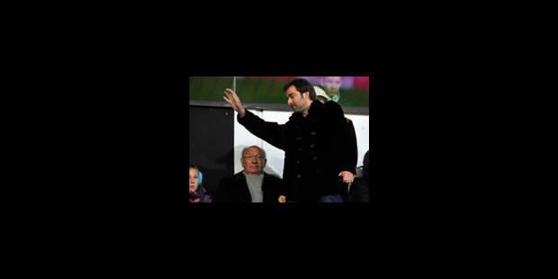 Mogi Bayat n'est plus le manager général du Sporting Charleroi