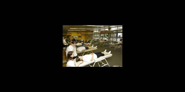 L'examen pour les kinésithérapeutes francophones aura bien lieu le 30 octobre