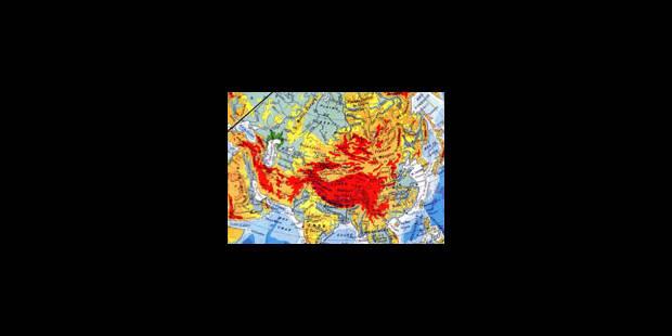 Au Finistère de l'Eurasie - La Libre