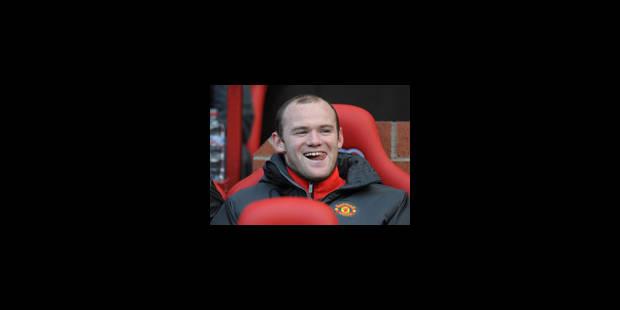 Rooney prolonge de 5 ans avec Manchester United