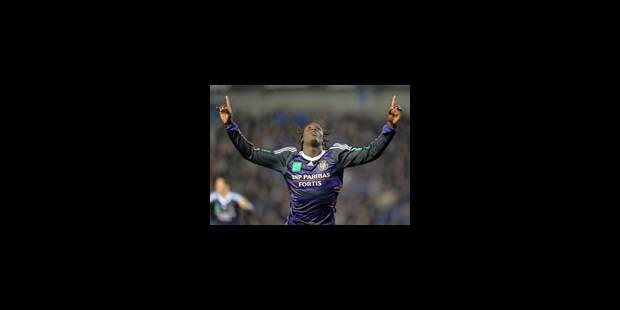 Anderlecht s'impose et se rapproche de Genk (1-2) - La Libre