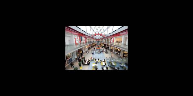 La Médiacité de Liège: meilleur nouveau Shopping Center 2010 - La Libre