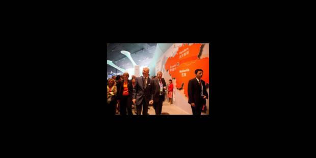 Le pavillon belge de l'Exposition universelle vendu - La Libre