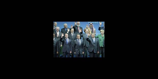 Le G20 promet de resserrer les rangs - La Libre