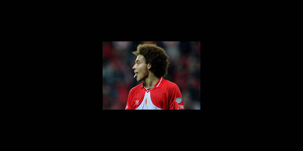 Axel Witsel et Kevin Mirallas forfaits contre la Russie