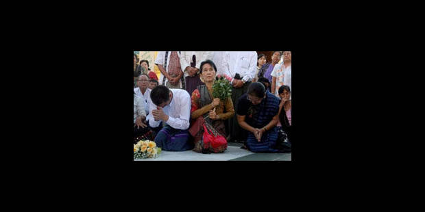 Nouvel appel de Suu Kyi contre la dissolution de son parti