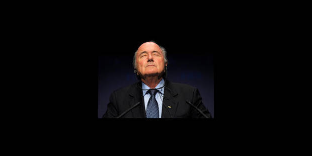 Corruption à la FIFA: Tempête dans un verre d'eau - La Libre
