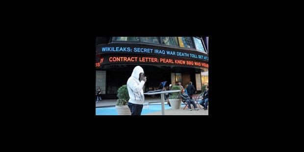 WikiLeaks: le site publie 250.000 notes de la diplomatie américaine