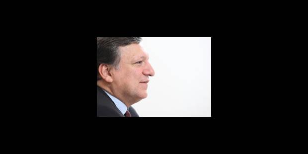"""Barroso : """"La crise nous fait progresser"""""""