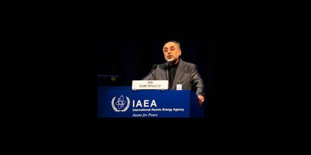 L'Iran a produit son premier lot de concentré d'uranium - La Libre