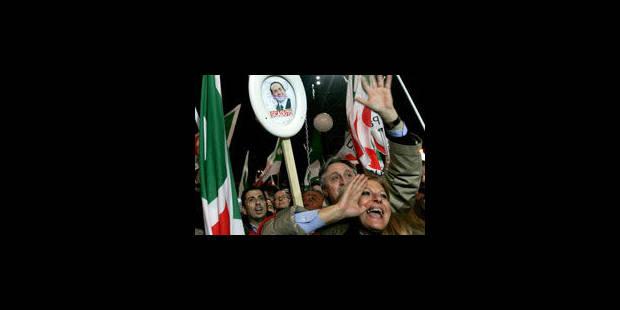 Les Italiens et la crise de palais - La Libre