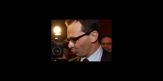 Wouter Beke élu à la présidence du CD&V - La Libre