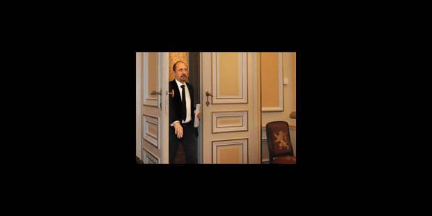 La note Vande Lanotte éventée - La Libre