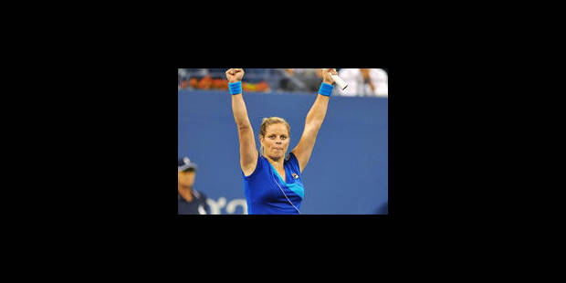 Kim Clijsters bat Caroline Wozniacki en match exhibition en Thaïlande - La Libre