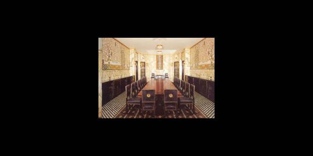 Le palais Stoclet a cent ans, mais reste fermé - La Libre