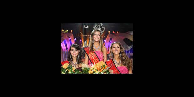 Miss Belgique a séduit plus d'un téléspectateur sur trois