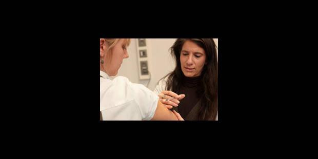 220.000 Belges souffrent de la grippe