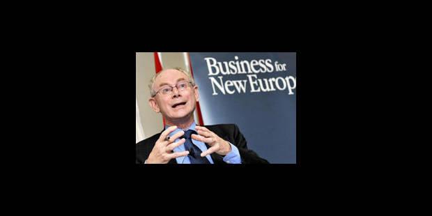 Van Rompuy pour une meilleure intégration fiscale au sein de la zone euro