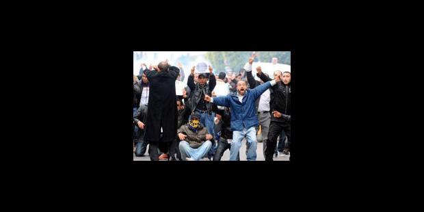 Démission de quatre membres du gouvernement tunisien - La Libre