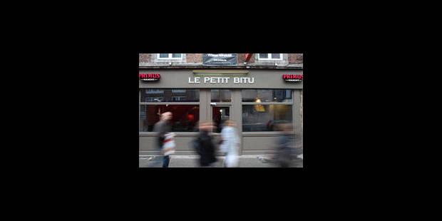 Coup de feu en plein centre de Namur - La Libre