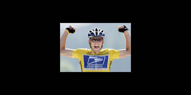 Lance Armstrong s'en va sur la pointe des pieds