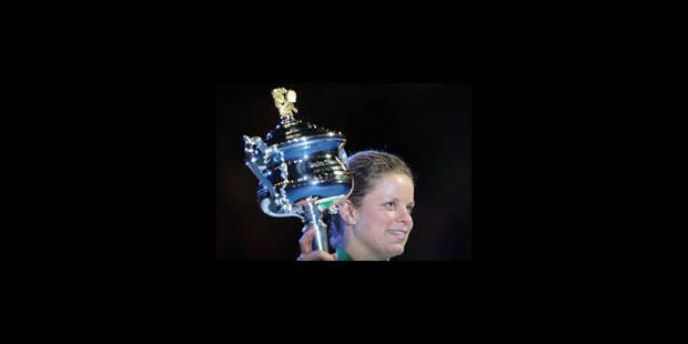 Kim Clijsters, 2e, à 140 pts d'être N.1 mondiale - La Libre