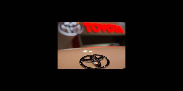 Toyota Evere: plus de 200 travailleurs optent pour un départ volontaire - La Libre