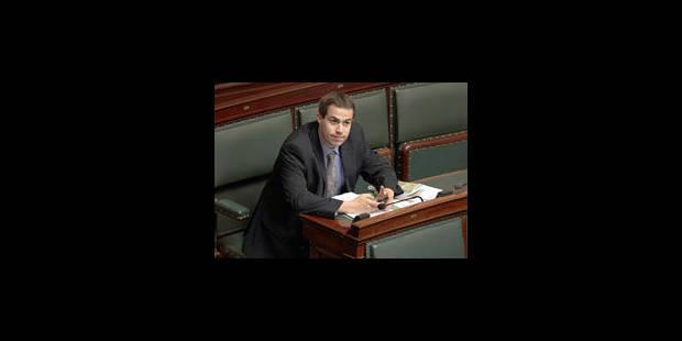 Le député Laurent Louis a été exclu du PP