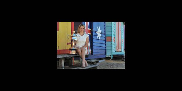 La presse élogieuse sur le triomphe de Kim Clijsters - La Libre