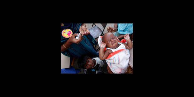La polio fait un retour en force en Angola