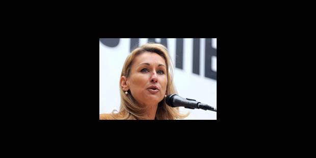 Décès de Marie-Rose Morel, ancienne figure de proue du Vlaams Belang