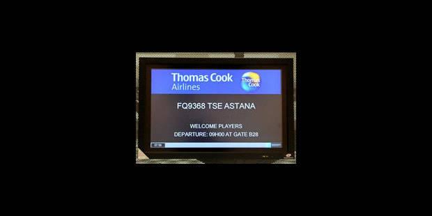 Thomas Cook reprendra ses vols pour Louxor dès le 5 mars - La Libre
