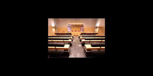 Palais de Justice de Charleroi: les audiences peuvent reprendre - La Libre