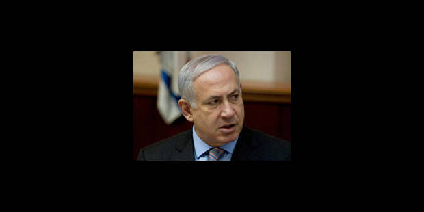 "Netanyahu avertit les Palestiniens de ""ne pas tester"" Israël - La Libre"
