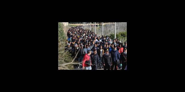 La forteresse Europe face aux drames africains - La Libre