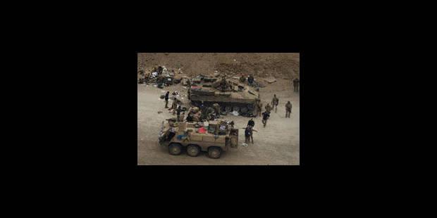 Incidents armés pour les troupes belges en Afghanistan - La Libre