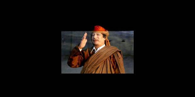 Al Qaïda en Libye: un mensonge de Kadhafi, assurent des experts - La Libre