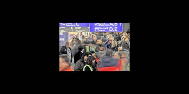Deux militaires américains abattus à l'aéroport de Francfort - La Libre
