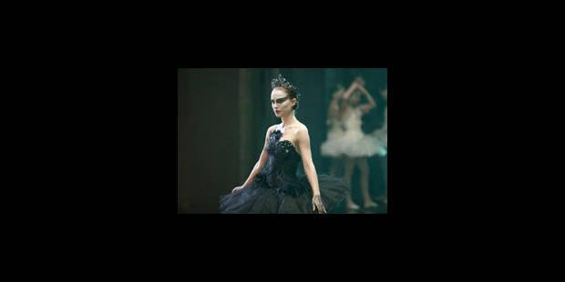Natalie Portman en noir et blanc - La Libre