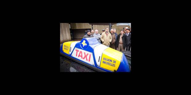 Vers une libéralisation du secteur des taxis bruxellois - La Libre