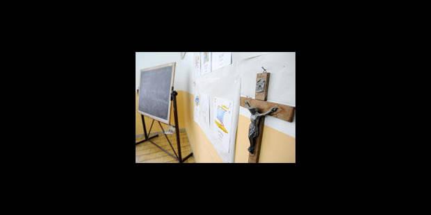 L'Italie gagne la bataille du crucifix - La Libre